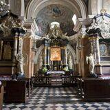Image: Dominican Basilica of the Holy Trinity in Krakow - Sanctuary of Our Lady of the Rosary